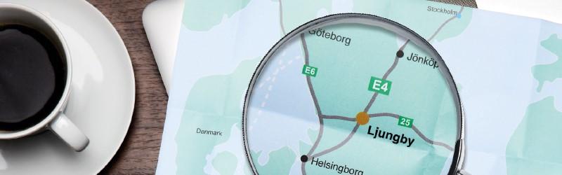 Ljungby kommun lediga jobb